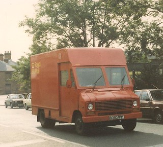 Dodge mail van | by scouse73
