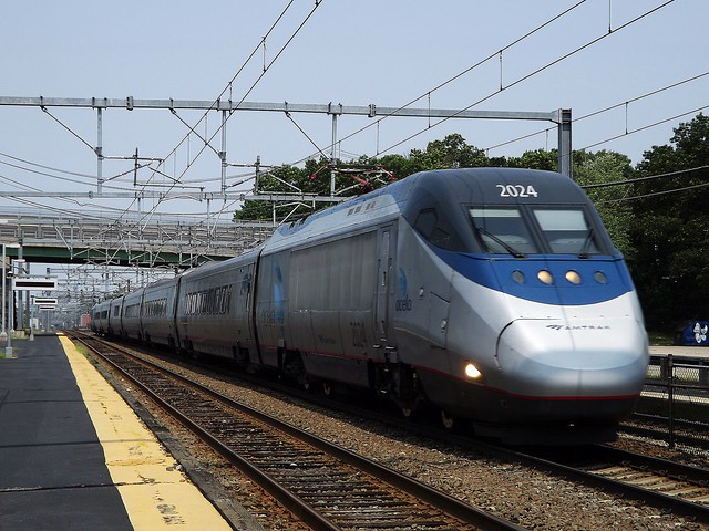 amtrak acela solution