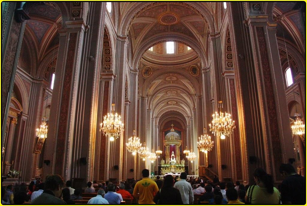 Santa iglesia catedral morelia estado de michoac n m xico for Catedral de zamora interior