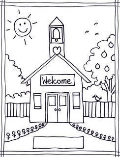 Schoolhouse Welcome | by traqair57