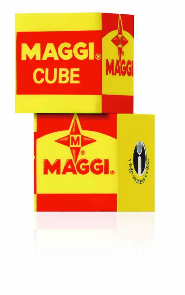 All sizes | Maggi Cube | Flickr - Photo Sharing! | {Maggi logo 53}
