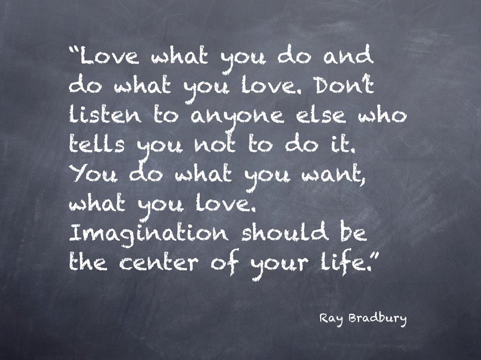 Happy Birthday And Rest In Peace Quotes: Happy Birthday, Ray Bradbury! May You Continue To Rest In