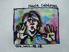 Maria Cabanyes by Heanu Kang