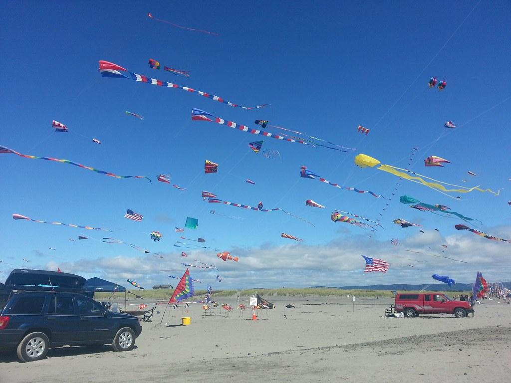 Long Beach Kite