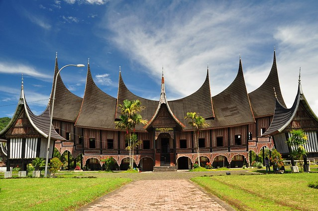 rumah gadang flickr photo sharing