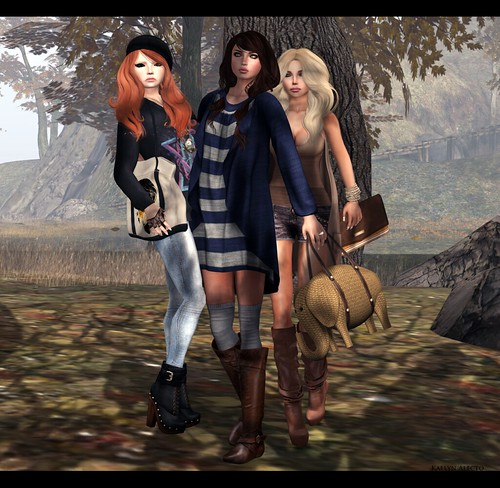 Ladies ready for Fall | by Kaelyn Alecto