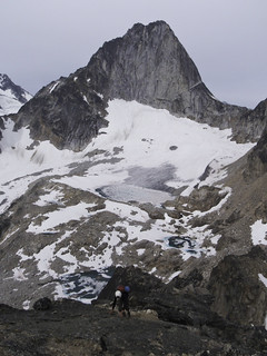 The Bugaboos - Eastpost Off Route Reward | by Tideline to Alpine Photo, Idiosyncrasy Exemplified