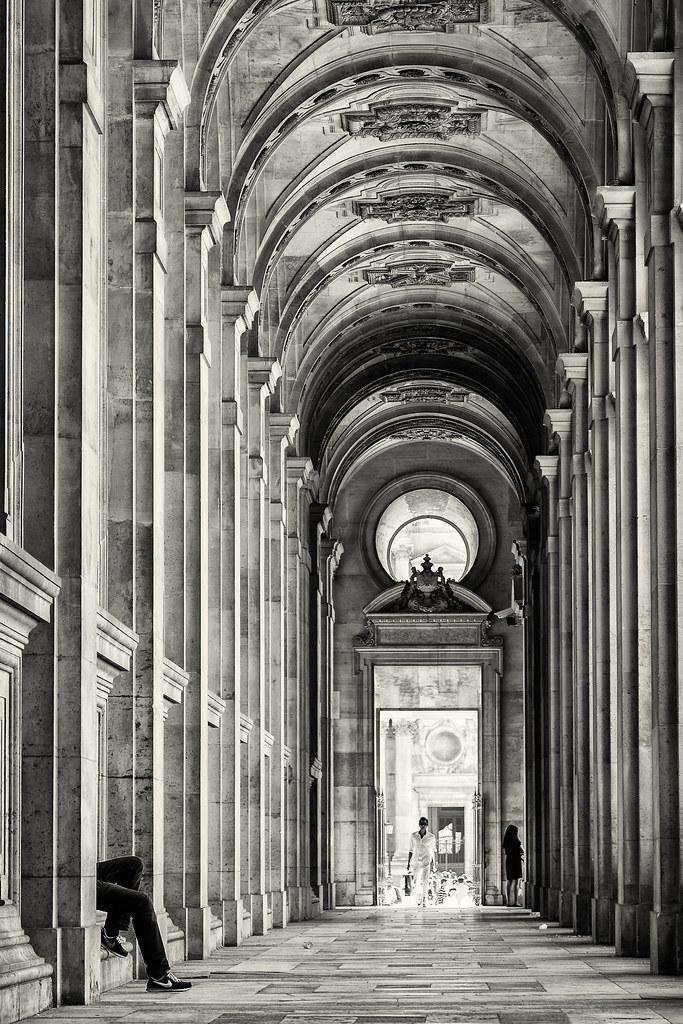 Louvre paris louvre marian lemke flickr for Le louvre interieur