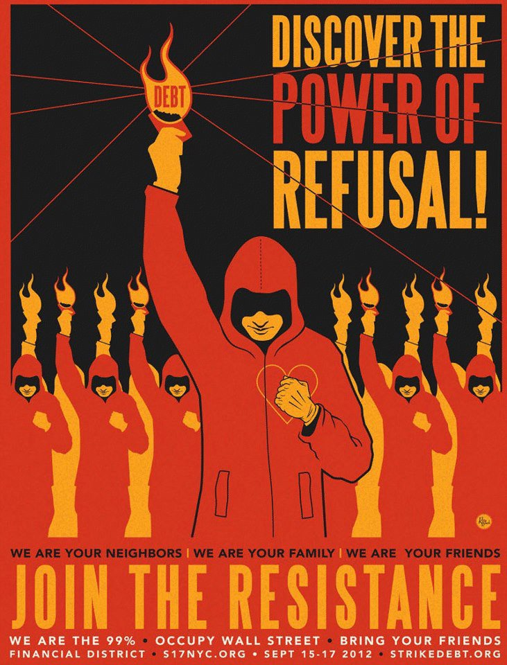 OWS Discover the power of refusal