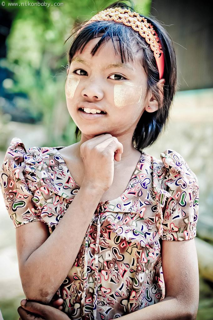 Young Myanmar Girl   Wwwnikonbabycom  Wwwnikonbaby -7734