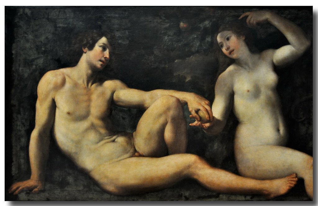 Порно видео адам и ева