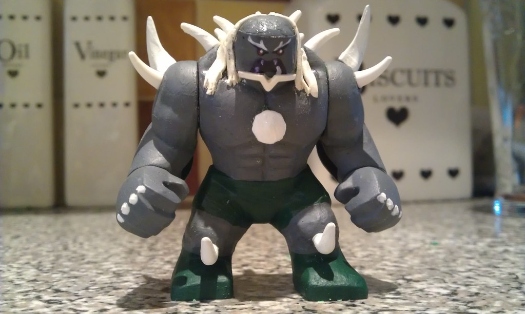 lego doomsday | Lego doomsday, originally was gonna sculpt ...