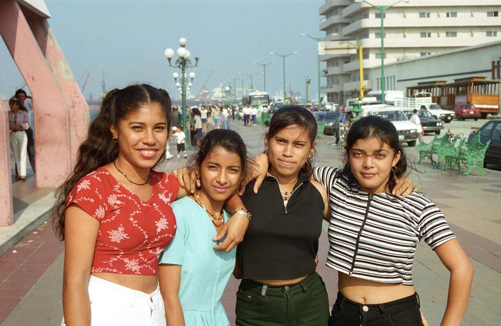 random mexican girls random girls in veracuz mexico who w flickr