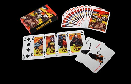 Borderlands 2 - Playing Cards | by PlayStation Europe