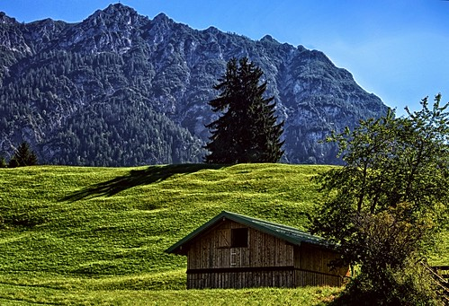 Alpine Country Scene | by RUKnight