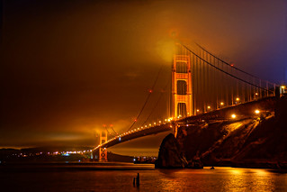 Golden Gate HDR | by MikeyD!