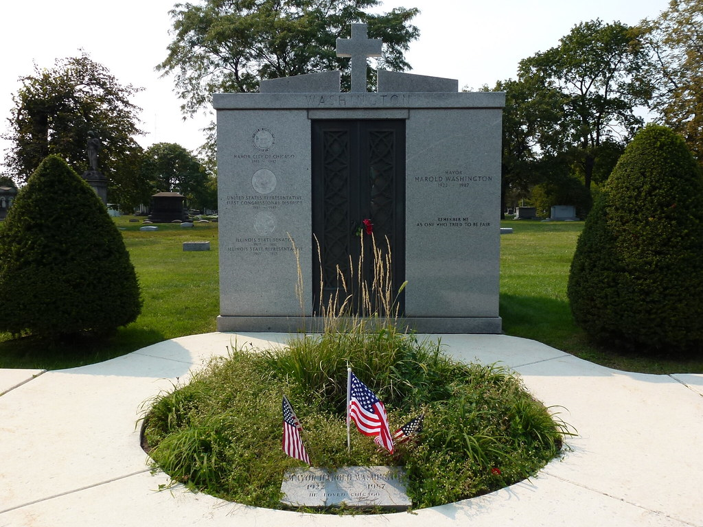 Oak Woods Cemetery Grave Oak Woods Cemetery