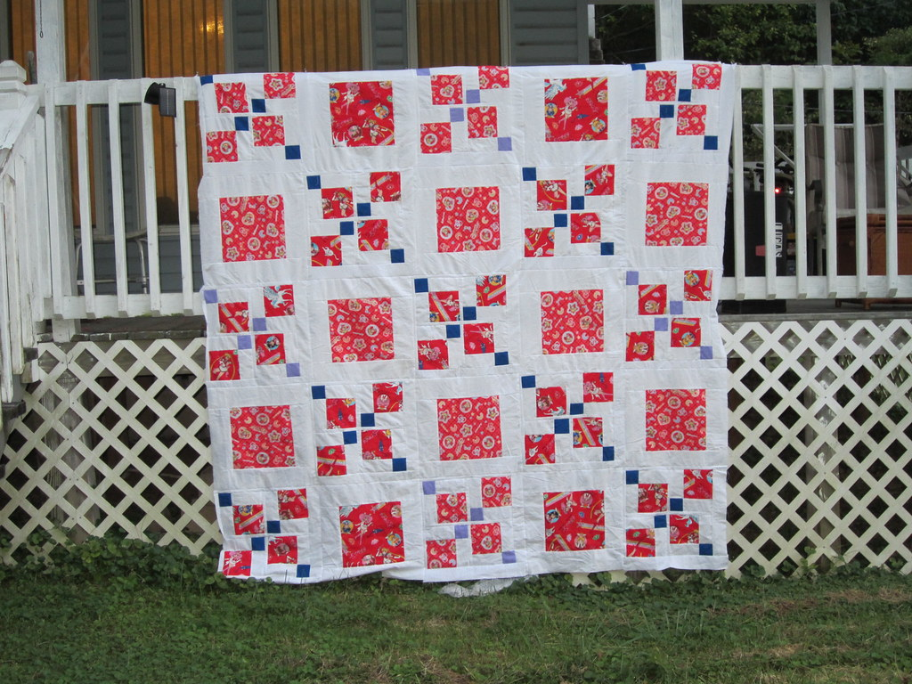 Impromptu Pattern By Rachel Griffith Of Ps I Quilt Using Flickr