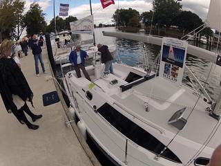 2013 Catalina 315 | Detroit Boat Show 2012 | davet15 | Flickr