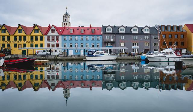 Tórshavn, Faroe Island