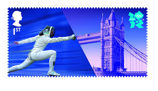 RM Olympic stamps | by Eye magazine