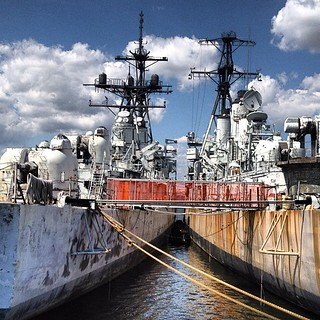 Eisenhower-Era DDGs | by Telstar Logistics