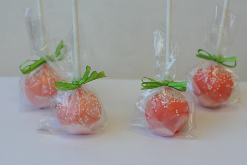 Cake Pop Favors | by Sweet Lauren Cakes