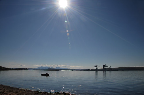 Sunny Fairlie Bay | by g crawford