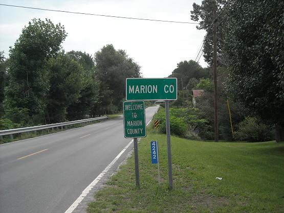 Marion county tn hustler