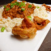 Carolina-Style (BBQ) Hash | with Chicken Gizzards and Sweet Sausage | Chicken Cracklins'