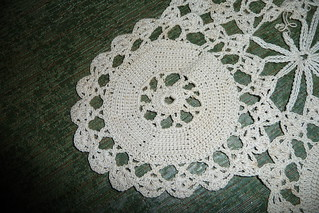 lace doily, detail -- CLAIMED | by Fancy Horse