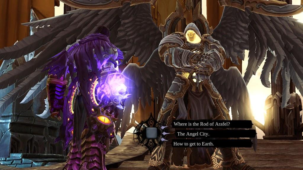 Darksiders Archon Darksiders 2 - Death L...