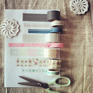 New washi tapes | by decor8