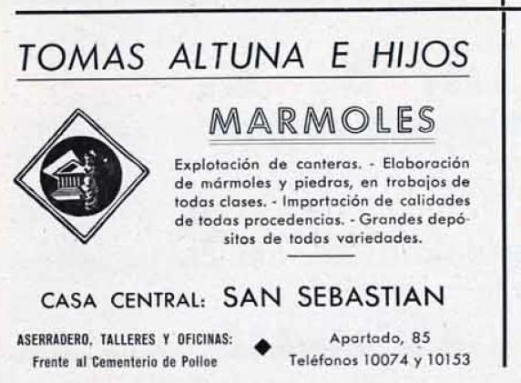 Tomas altuna e hijos tomas altuna e hijos marmoles - Clases de marmoles ...