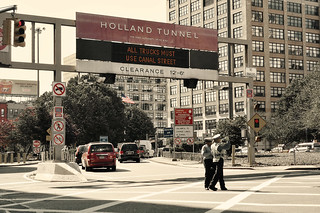 Holland Tunnel | by Franthropologist