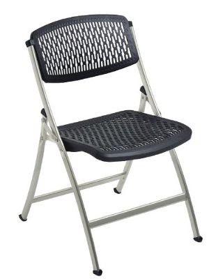 Brilliant Flex One Folding Chair Black Gray 4 Pack Reviews Flickr Beatyapartments Chair Design Images Beatyapartmentscom