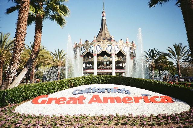 California's Great America theme park   Flickr - Photo ...