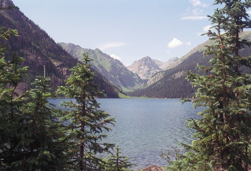 Colorado >> Emerald Lake, Colorado, July 1994 | This is from a hike in J… | Flickr