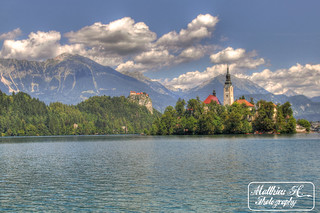 Lake Bled, Slovenia | by Matthieu H.