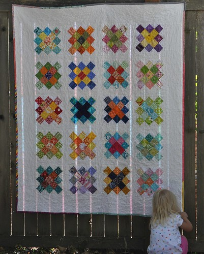 finished granny quilt 2 | by vickivictoria