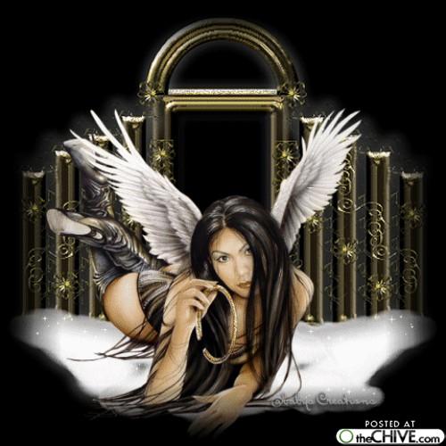 sexy fallen male angels wallpaper - photo #26