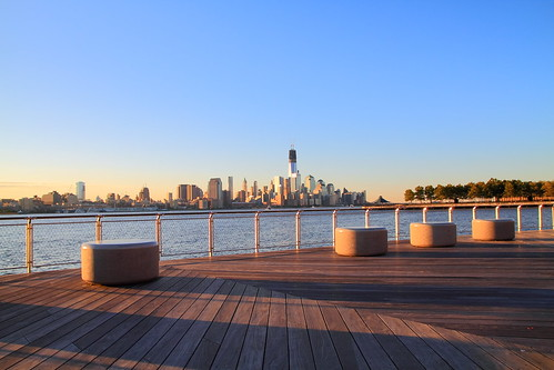 View From Pier C Hoboken NJ | by pmarella