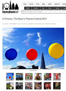 Thames Festival in Londonist | by pallab seth
