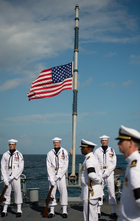 Neil Armstrong Burial at Sea (201209140007HQ) | by NASA HQ PHOTO