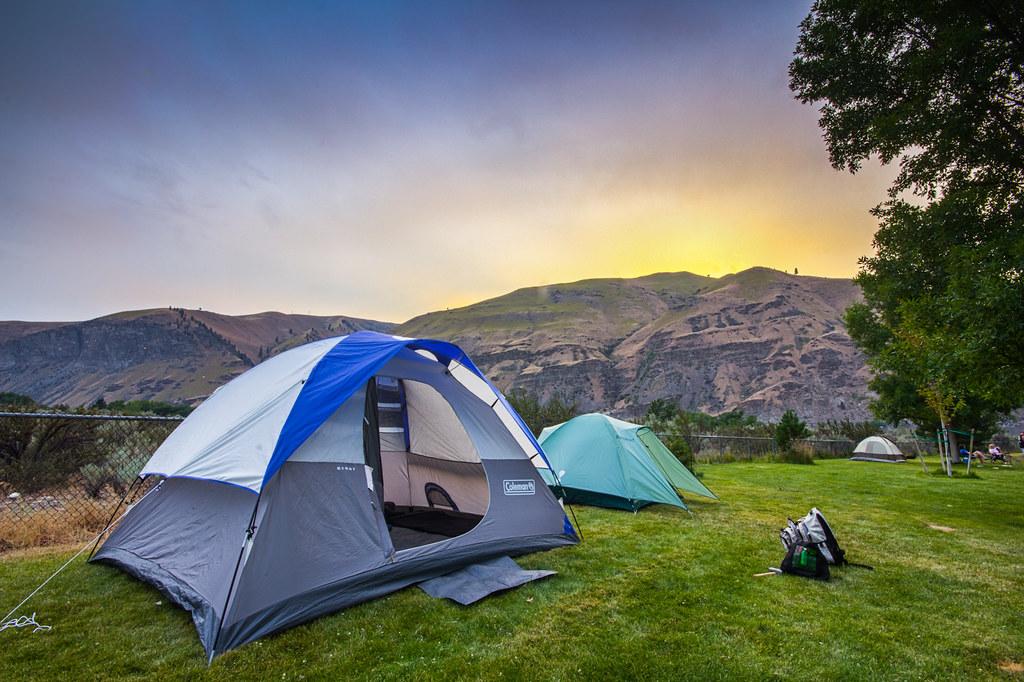 Camping At Lincoln Rock State Park Dmitry Denisenkov