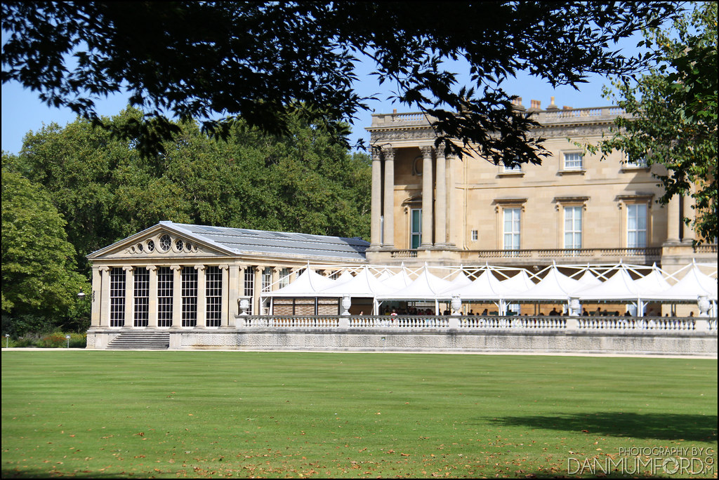 Buckingham Palace Pool House I Believe This Building
