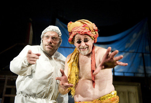 'The Alchemist' - Nicolas Tennant, Ian Bartholomew | by Liverpool Everyman and Playhouse Theatres