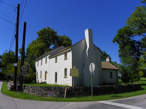 Historic Offutt-Cole Tavern | by J. Stephen Conn