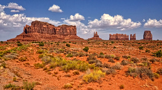 Afternoon at Monument Valley | by Jeff Clow