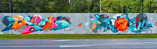 Delft Graffiti : Beyond & Karski | by Akbar Sim